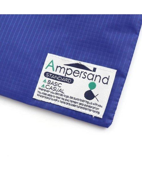ampersand / F.O.KIDS MART(アンパサンド/エフオーキッズマート)/巾着(S)/L174039_img05