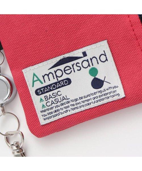ampersand / F.O.KIDS MART(アンパサンド/エフオーキッズマート)/パスケース/L174049_img06