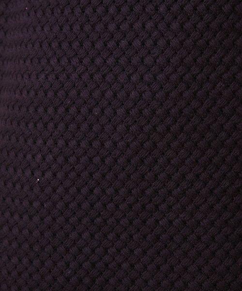MIIA(ミーア)/バスケット編みフリルニットワンピース/34912731_img15