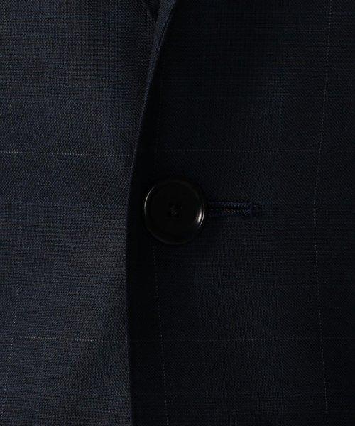 TOMORROWLAND MENS(TOMORROWLAND MENS)/Super170'sウール グレンチェック 段返り3Bスーツ MADE IN JAPAN/61069106131_img03
