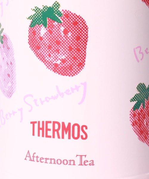 Afternoon Tea LIVING(アフタヌーンティー・リビング)/サーモス/イチゴワンタッチボトル 400ml/FS6119200047_img04