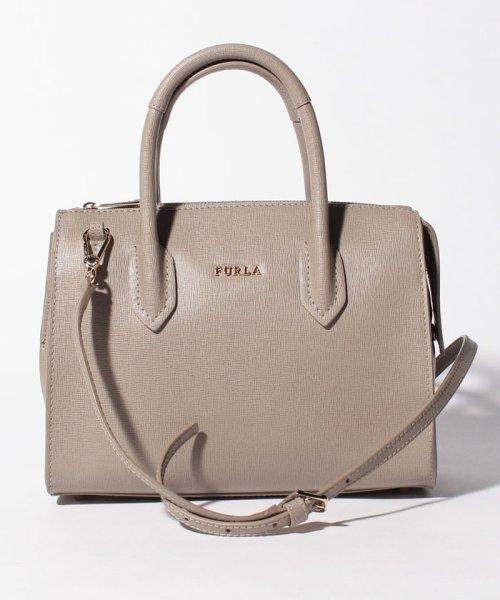 FURLA(フルラ)/【FURLA】2WAYハンドバッグ/PIN S【SABBIA】/BMN1B30SBB_img04