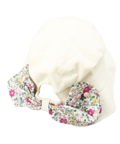branshes(ブランシェス)/うしろ花柄リボンハット(48~56cm)/149165824_img02