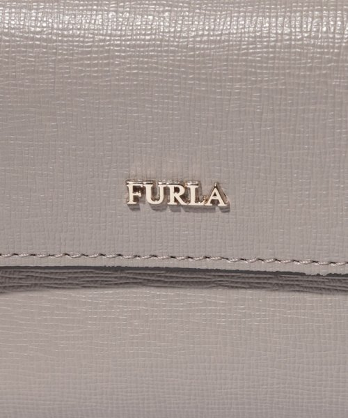 FURLA(フルラ)/【FURLA】FURLA フルラ 二つ折り財布 BABYLON S BI-FOLD BABYLON PZ10 SABBIA b/963515_img06