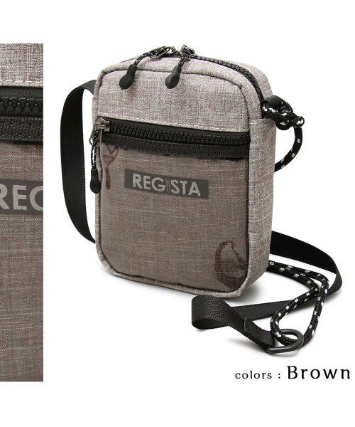REGiSTA(レジスタ)/クリアポケットミニショルダーバッグ/縦型/サコッシュ/588_img11