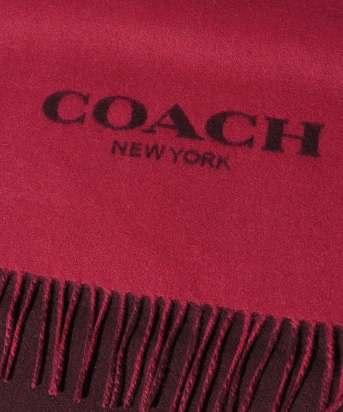 COACH(コーチ)/COACH OUTLET F56209 MKC マフラー/F56209MKC_img01