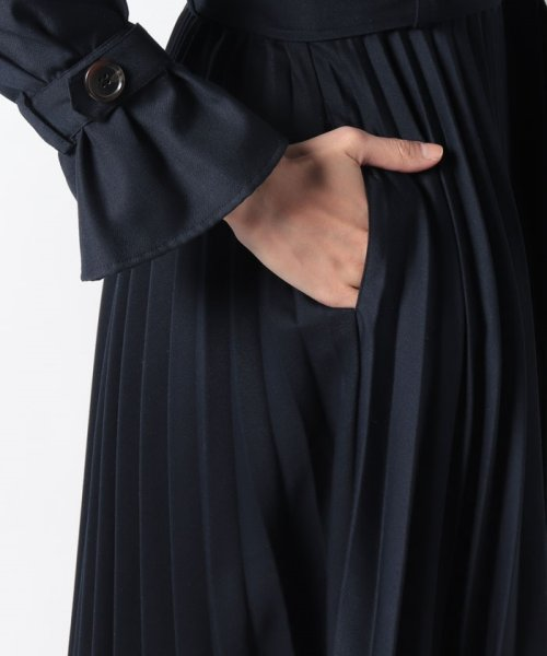 Rirandture(リランドチュール)/【美人百花 3月号掲載】スカーフ付きドレストレンチコート/89125880_img36