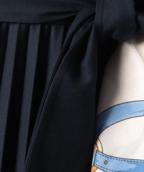 Rirandture(リランドチュール)/【美人百花 3月号掲載】スカーフ付きドレストレンチコート/89125880_img41