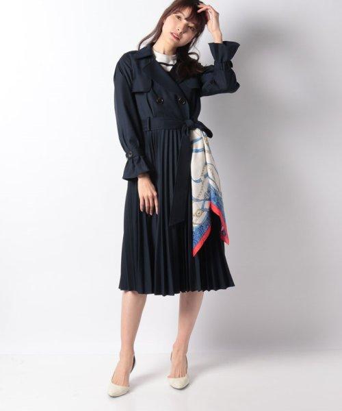 Rirandture(リランドチュール)/【美人百花 3月号掲載】スカーフ付きドレストレンチコート/89125880_img43