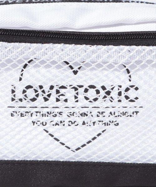 Lovetoxic(ラブトキシック)/メッシュロゴポーチ/8391426_img04