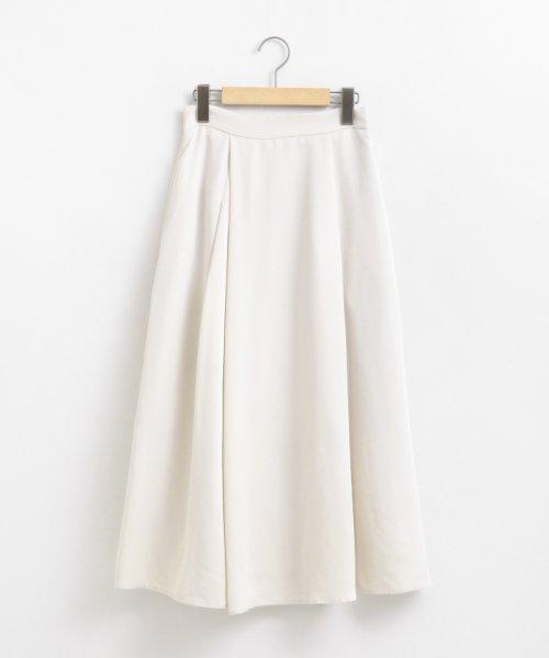 le.coeur blanc(ルクールブラン)/キリカエスリットセミフレアスカート/3095049715_img13