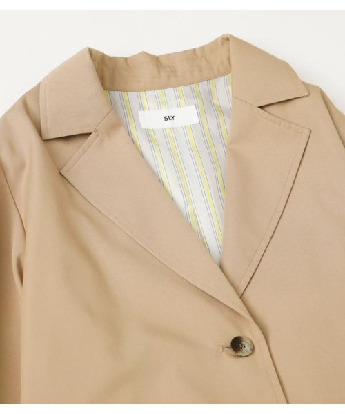 SLY(スライ)/OVER LONG TAILOR COAT/030CSY30-1480_img09