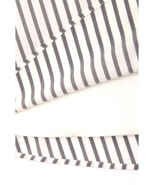 PROPORTION BODY DRESSING(プロポーション ボディドレッシング)/◆フレアーストライプ部分プリーツスカート/1219120204_img13