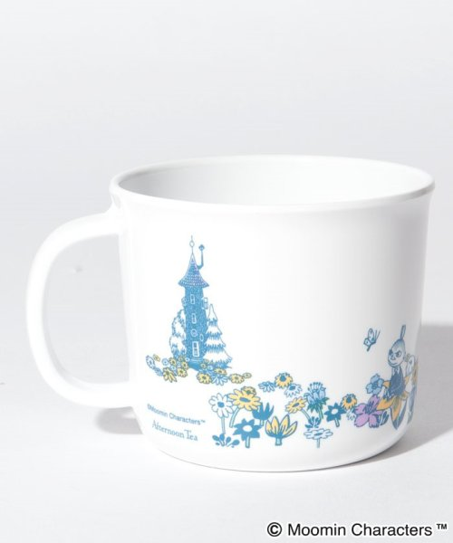 Afternoon Tea LIVING(アフタヌーンティー・リビング)/Moomin×Afternoon Tea/お食事セット(ベビー用)/FR3519201435_img03