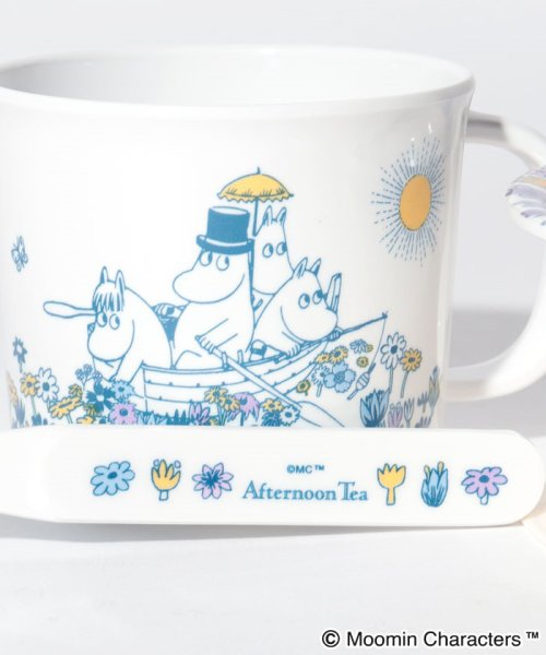 Afternoon Tea LIVING(アフタヌーンティー・リビング)/Moomin×Afternoon Tea/お食事セット(ベビー用)/FR3519201435_img06