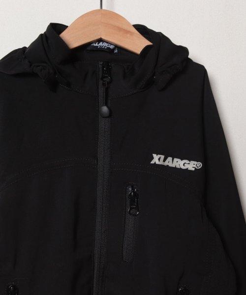 XLARGE KIDS(エクストララージ キッズ)/メッシュ切り替えブルゾンパーカー/9491302_img03