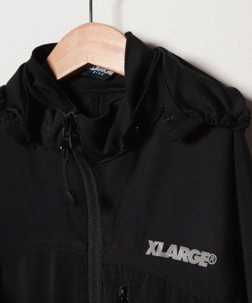 XLARGE KIDS(エクストララージ キッズ)/メッシュ切り替えブルゾンパーカー/9491302_img05