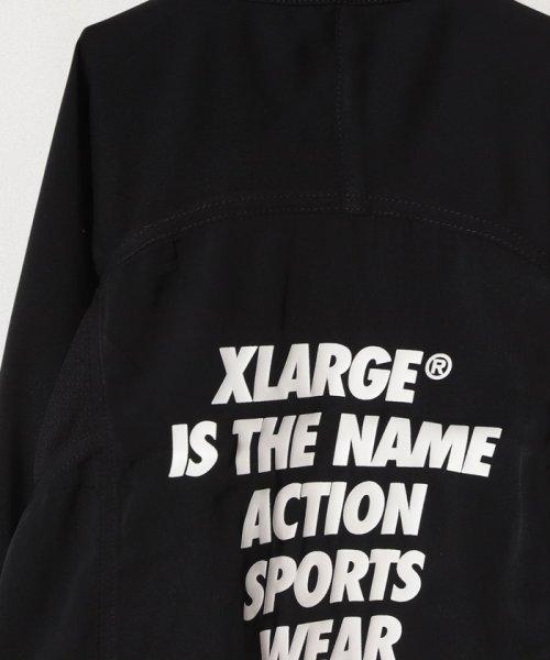XLARGE KIDS(エクストララージ キッズ)/メッシュ切り替えブルゾンパーカー/9491302_img07