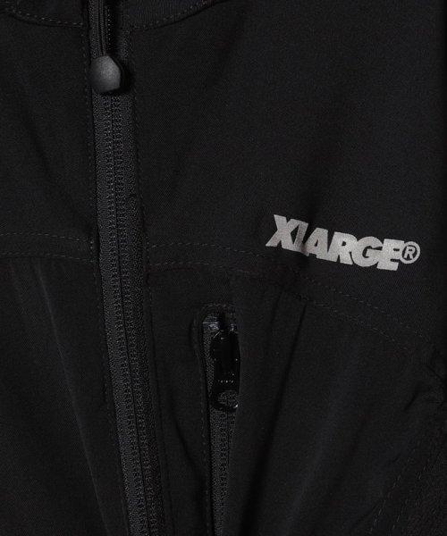 XLARGE KIDS(エクストララージ キッズ)/メッシュ切り替えブルゾンパーカー/9491302_img08