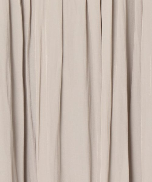 fredy emue(フレディエミュ)/[新色追加]クラッシュサテンプリーツロングスカート/9-0334-1-26-001_img08