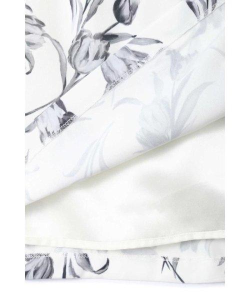 PROPORTION BODY DRESSING(プロポーション ボディドレッシング)/★ガーデンチューリップフレアースカート/1219120306_img09
