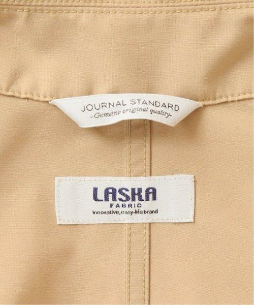 JOURNAL STANDARD(ジャーナルスタンダード)/【LASKA】SLIM ステンカラーコート/19020600806010_img18