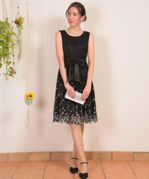Dear Princess(ディアプリンセス)/スカラ刺繍ドレスワンピース/3089137_img04
