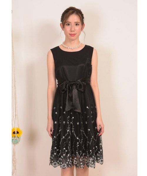 Dear Princess(ディアプリンセス)/スカラ刺繍ドレスワンピース/3089137_img06