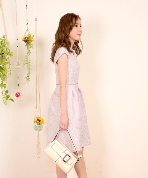Dear Princess(ディアプリンセス)/【セットアップ対応商品】小花ジャガードワンピース/3089131_img06