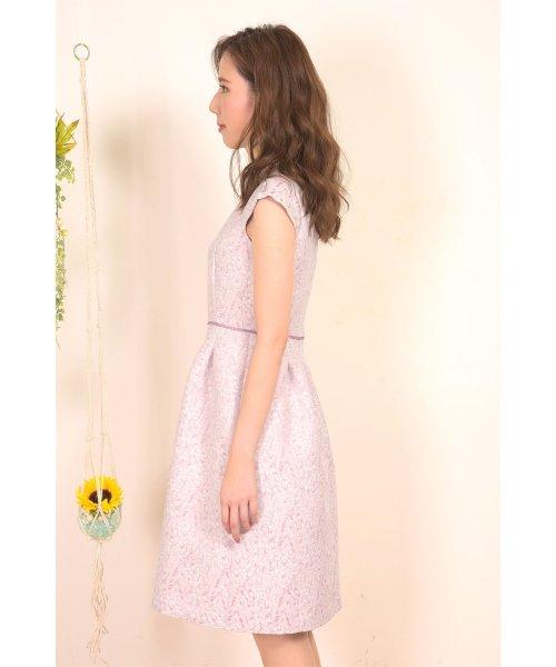 Dear Princess(ディアプリンセス)/【セットアップ対応商品】小花ジャガードワンピース/3089131_img11