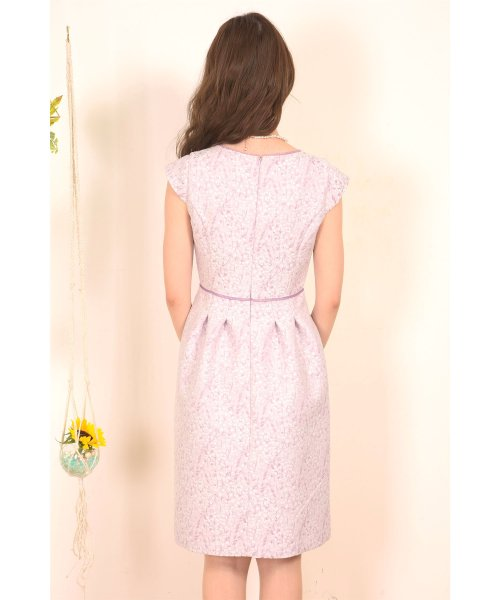 Dear Princess(ディアプリンセス)/【セットアップ対応商品】小花ジャガードワンピース/3089131_img12