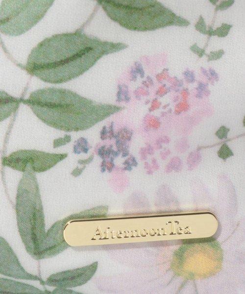 Afternoon Tea LIVING(アフタヌーンティー・リビング)/リバティプリント/ラミネートダブルポーチ/FU8319200602_img04