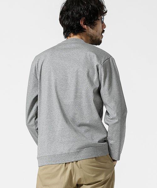 nano・universe(ナノ・ユニバース)/二重編みモックネックTシャツ 9/S/6689123005_img02