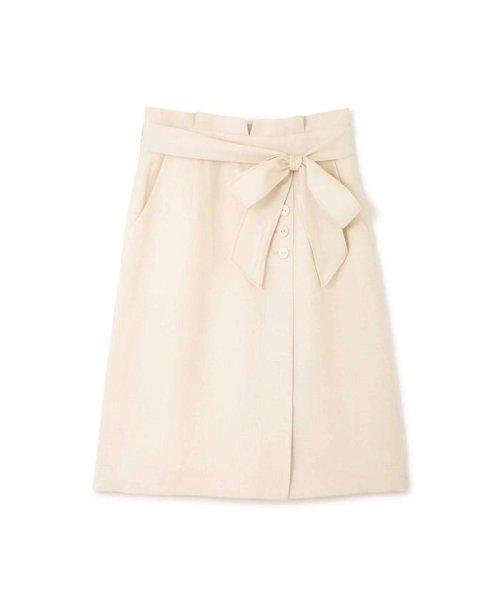 PROPORTION BODY DRESSING(プロポーション ボディドレッシング)/ルージュブッチャーリボンタイトスカート/1219120312_img01