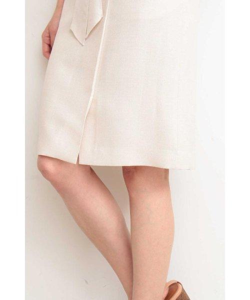 PROPORTION BODY DRESSING(プロポーション ボディドレッシング)/ルージュブッチャーリボンタイトスカート/1219120312_img07