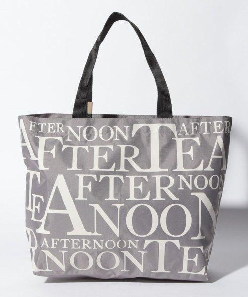 Afternoon Tea LIVING(アフタヌーンティー・リビング)/スリットポケット付きロゴバッグS/FU4119200111_img02