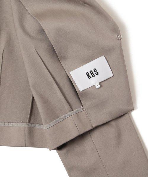 Ray BEAMS(レイビームス)/RBS / テーラード ショート ジャケット/63160017111_img08