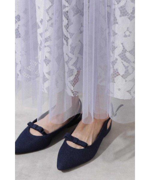 PROPORTION BODY DRESSING(プロポーション ボディドレッシング)/◆チュールレーススカート/1219120900_img13