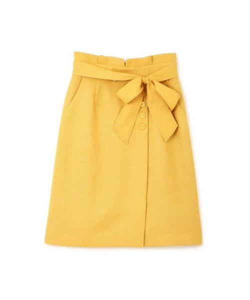 PROPORTION BODY DRESSING(プロポーション ボディドレッシング)/ルージュブッチャーリボンタイトスカート/1219120312_img12