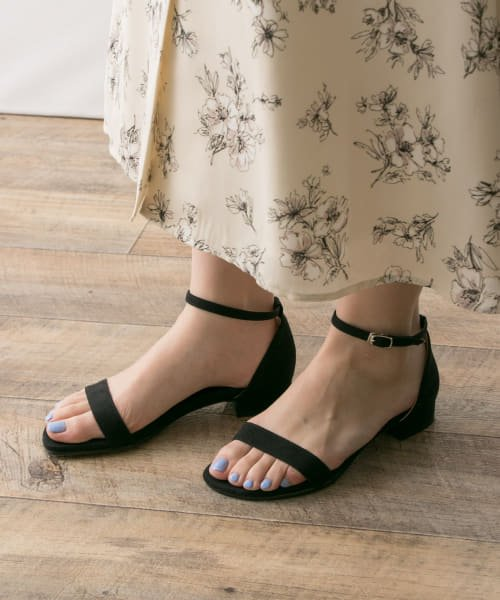 URBAN RESEARCH(アーバンリサーチ)/MILLIWM×URBAN RESEARCH 別注FlatStrapSandal/ML19-002-UL95_img02