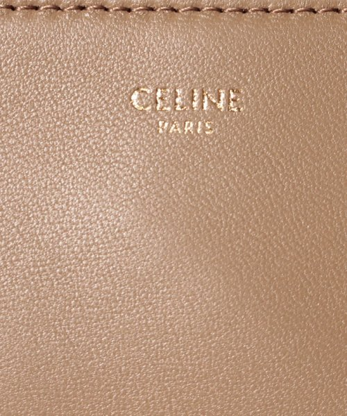 CELINE(セリーヌ)/【CELINE】ショルダーバッグ/TRIO SMALL【LIGHT CAMEL】/187603BEB02BA_img07