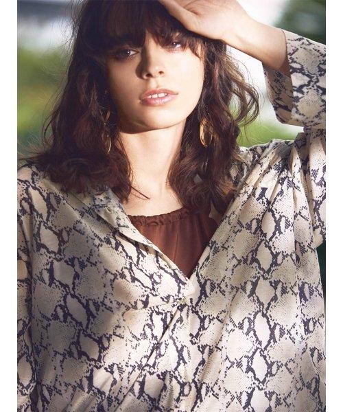 Mila Owen(ミラオーウェン)/スカラップブラウジングスイムウェア/09WGG191556_img09