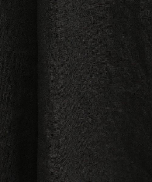 BEAUTY&YOUTH UNITED ARROWS(ビューティアンドユース ユナイテッドアローズ)/【WEB限定】by ※∴ウォッシャブルフレンチリネンリボンマキシスカート -手洗い可能-/16246993379_img12