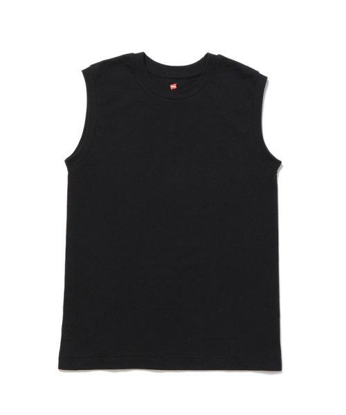 ADAM ET ROPE'(アダム エ ロペ)/【Hanes FOR BIOTOP】Sleeveless T-Shirts(カラー)/BLM39550_img06
