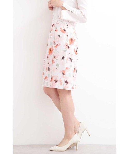 PROPORTION BODY DRESSING(プロポーション ボディドレッシング)/ブライトトーンフラワータイトスカート/1219120206_img15