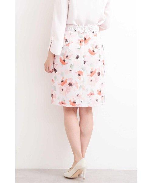 PROPORTION BODY DRESSING(プロポーション ボディドレッシング)/ブライトトーンフラワータイトスカート/1219120206_img16