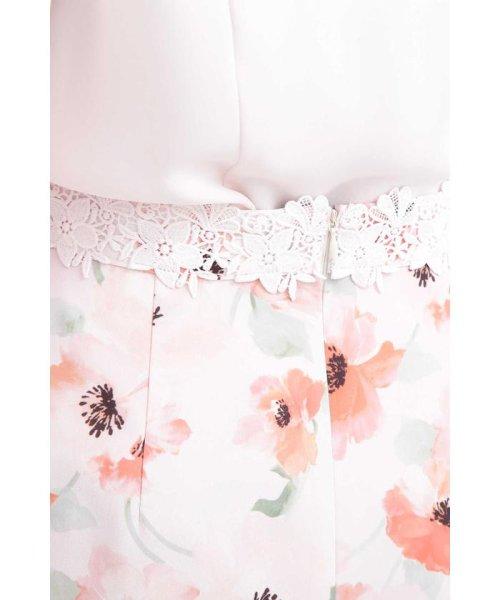 PROPORTION BODY DRESSING(プロポーション ボディドレッシング)/ブライトトーンフラワータイトスカート/1219120206_img17