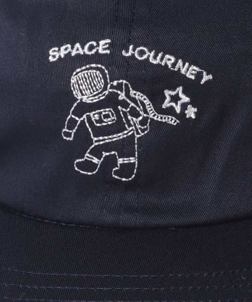 cucciolo(クッチョロ)/宇宙飛行士刺繍キャップ/Cu1112_img03