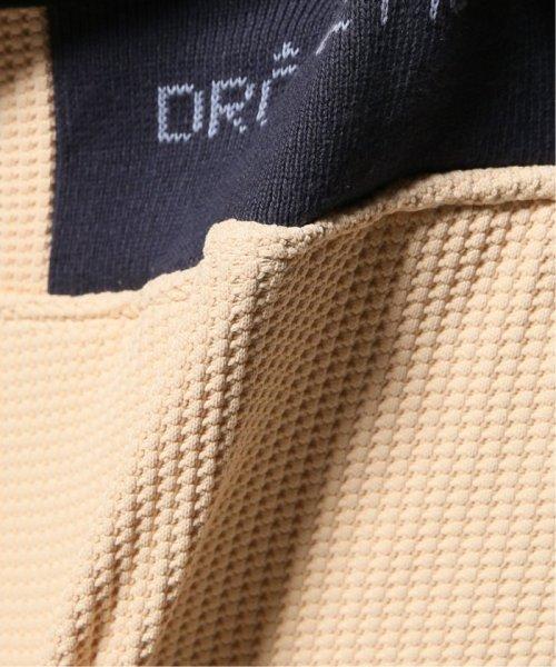 JOURNAL STANDARD relume Men's(ジャーナルスタンダード レリューム メンズ)/DROLE DE MONSIEUR / ドロールドムッシュ  Cropped Textured Pants/19030465002810_img12