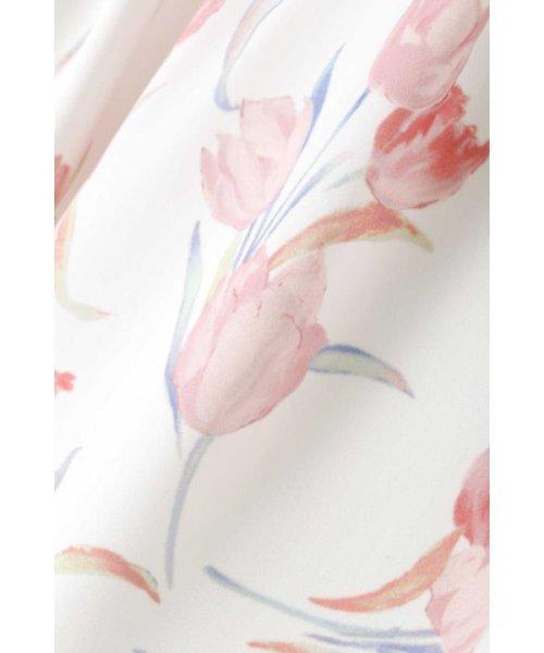 PROPORTION BODY DRESSING(プロポーション ボディドレッシング)/★ガーデンチューリップフレアースカート/1219120306_img22